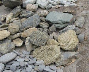 hopscotch stones